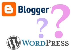 Blogspot Wordpress