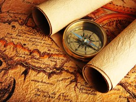 Hstorical information about geography and cartography