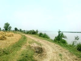 Thoughts at bank of Chenab