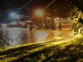 One Night of the Flood