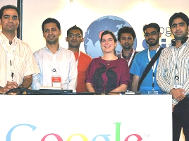 Pakistani Google Map Makers